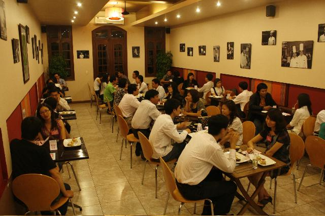 Speed dating koto | hentocdo.vn