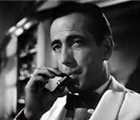 Rick At Casablanca